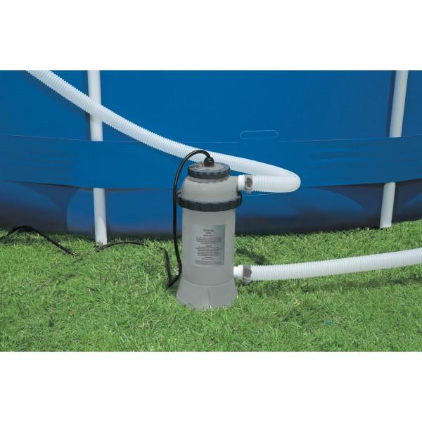 Intex 28684 Elektrische Poolheizung Wasserheizung Schwimmbadheizung ...